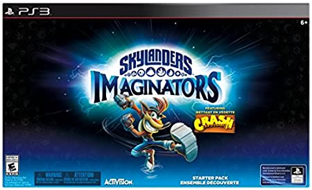 Skylanders Imaginators - Crash Bandicoot Edition - PlayStation 3