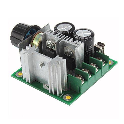 Solu 12v 40v 10a Pulse Width Modulator Pwm Dc Motor Speed