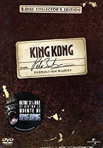 King Kong - Peter Jackson's Production Diaries (2 Dvd)