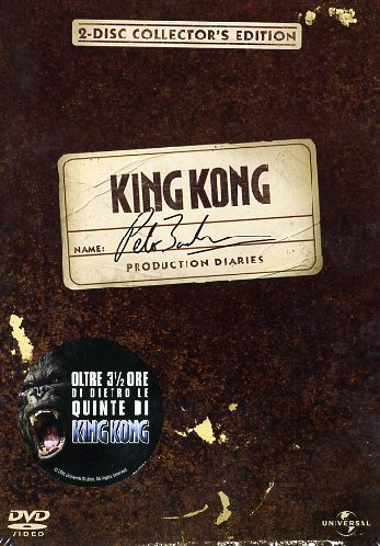 King Kong - Peter Jackson's production diaries