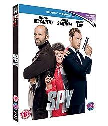 Spy [Blu-ray + UV Copy]