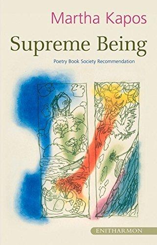 Supreme Being by Kapos, Martha (2008) Paperback