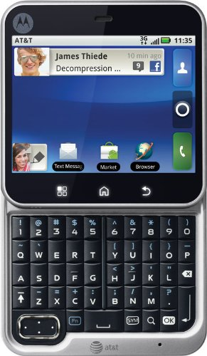 Motorola FLIPOUT Android Phone (AT&T)