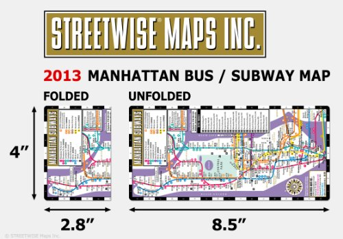wtmpy dljpg Streetwise Manhattan Bus Subway Map – Laminated Subway Map of New York City 500x348
