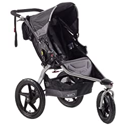 BOB Revolution SE Single Stroller Black