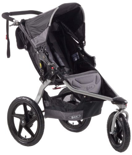 BOB Revolution SE Single Stroller, Black Image