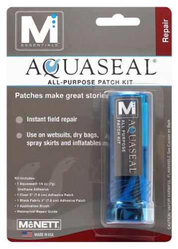 Gear Aid Aquaseal All Purpose Patch Kit, Clear front-539101