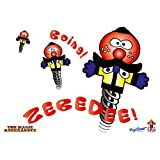 Magic Roundabout - Postcard Zebedee