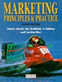 img - for Marketing: Principles and Practice by Dennis Adcock (1995-04-05) book / textbook / text book