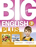 img - for Big English Plus 3 Pupils' Book with Myenglishlab Access Code Pack book / textbook / text book