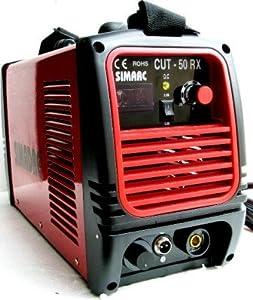 Simadre 50rx 110v/220v 50a Plasma Cutter by Simadre Techs