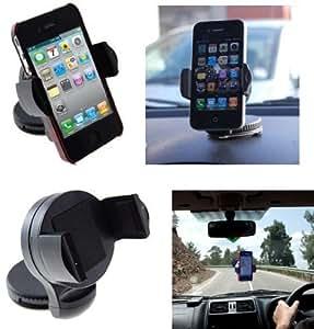 Générique smallholder360Gen Support voiture pour iPhone 5/4S/4/3GS/3G Noir