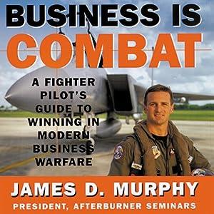 Business Is Combat Audiobook