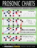 Fretboard Chord Charts for Guitar