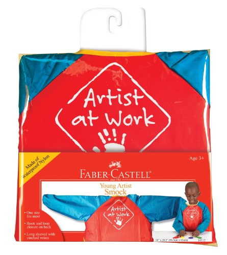Faber-Castell - Young Artist Smock - Premium Art Supplies For Kids - 1