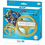 HORI Mario Kart 8 Racing Wheel (Link) for Nintendo Wii U and Wii