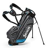 Srixon Z FOUR Stand Bag, Charcoal/Cyan