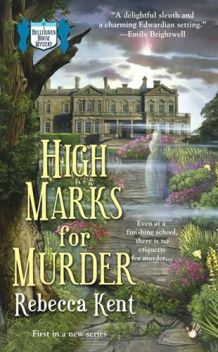 Image of High Marks for Murder: A Bellehaven House Mystery