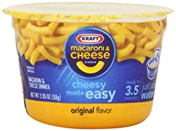 Kraft Easy Mac Cups Original, 2.05 oz