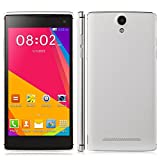 P9 Smartphone Android 4.4 MTK6592M Octa Core 5.0 Inch HD Screen 1GB 16GB -White