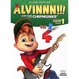 Alvin & The Chimpmunks//Season1 Vol.4