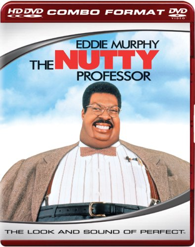 Cover art for  NUTTY PROFESSOR