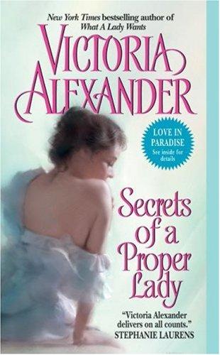 Image for Secrets of a Proper Lady (Avon Historical Romance)