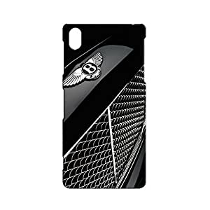 BLUEDIO Designer 3D Printed Back case cover for Sony Xperia Z5 - G3028