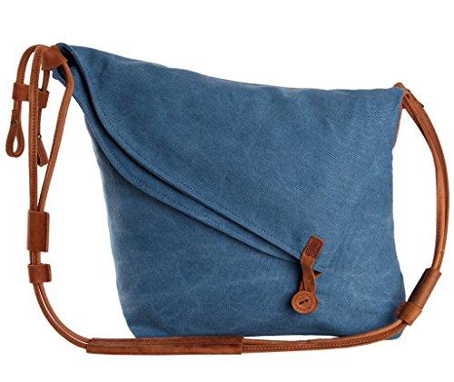 Tom-Clovers-Summer-New-Womens-Mens-Classy-Look-cool-Simple-style-Casual-Canvas-Crossbody-Messenger-Shouder-Handbag-Tote-Weekender-Fashion-Bag