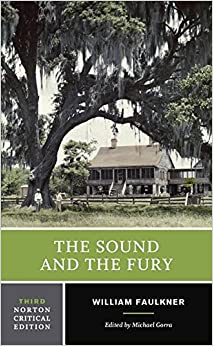 critical essays on the sound and the fury William faulkner: selected criticism of the sound and the fury: a collection of critical essays new essays on the sound and the fury (new york.