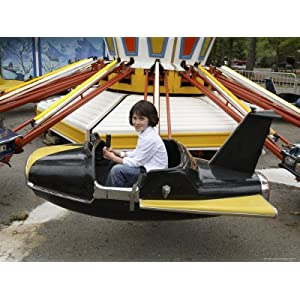KIDDIE RIDES : AMUSEMENT RIDES, CARNIVAL, ORIGINAL, COIN OPERATED