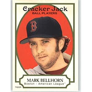 2005 Topps Cracker Jack #240 Mark Bellhorn - Boston Red Sox (Baseball Cards)