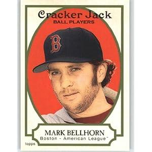 2005 Topps Cracker Jack #240 Mark Bellhorn - Boston Red Sox (Baseball Cards)