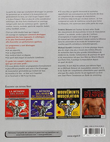 guide des mouvements de musculation delavier