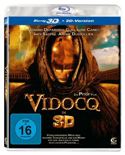 Vidocq [3D Blu-ray + 2D Version]