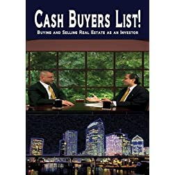 Cash Buyers List! Buying and Selling Real Estate as an Investor