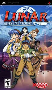 Lunar: Silver Star Harmony - Sony PSP