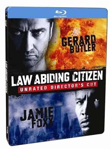 Law Abiding Citizen (Special Edition Steelbook Case) (Blu-ray)