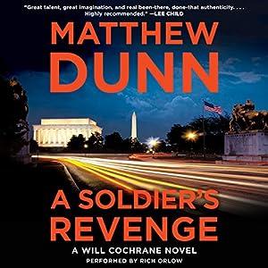 A Soldier's Revenge Audiobook