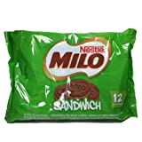 Nestle Milo Sandwich Chocolate 12 Pack