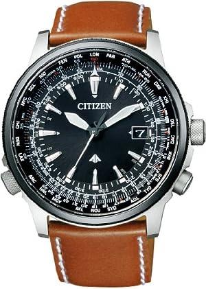 [シチズン]CITIZEN 腕時計 PROMASTER プロマスター SKYシリーズ Eco-Drive エコ・ドライブ 電波時計 ダイレクトフライト針表示式 CB0134-00E メンズ