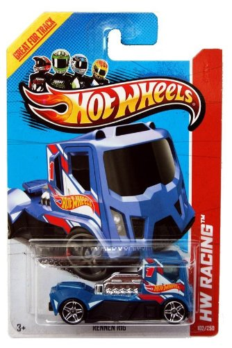 Hot Wheels HW Racing Rennen Rig