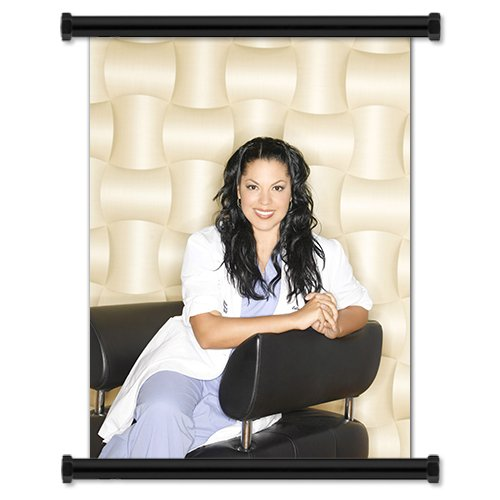 Grey's Anatomy Season 6 TV Show Fabric Wall Scroll Poster (32
