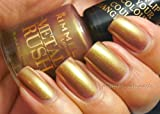 Rimmel London Metal Rush Nail Polish - Gold Save The Queen
