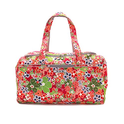 Ju-Ju-Be Starlet Medium Travel Duffel Bag, Perky Perennials