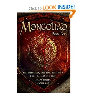 The Mongoliad (The Mongoliad Cycle, Book 2) by