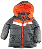 Ixtreme Little Boys 2-4T Puffer Hooded Winter Jacket