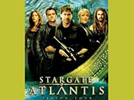 Stargate Atlantis Season 4 [HD]