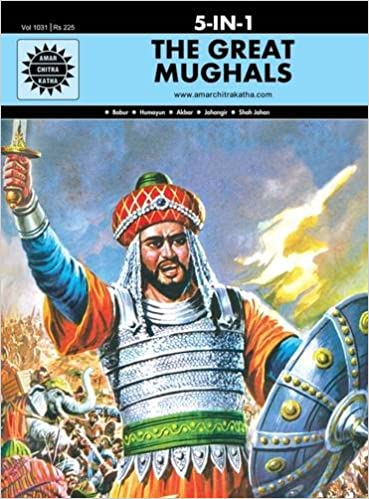 The Great Mughals (5 in 1) price comparison at Flipkart, Amazon, Crossword, Uread, Bookadda, Landmark, Homeshop18