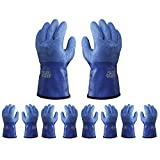 Atlas ATL282 TemRes Textured Polyurethane X-Large General Work Gloves, 24-Pairs